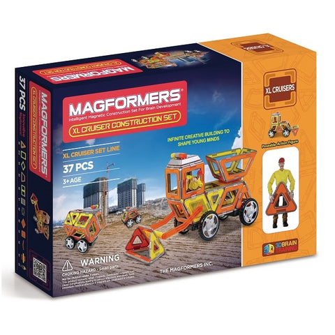 Magformers - XL Cruisers Construction Set 37