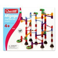 Hape Quercetti Super Marble Run 106 pieces