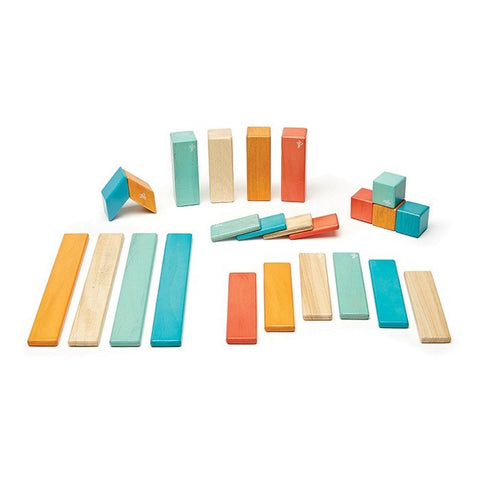 Tegu Magnetic Wooden Blocks Sunset