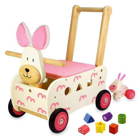 I'm Toy- Walk And Ride Bunny Sorter