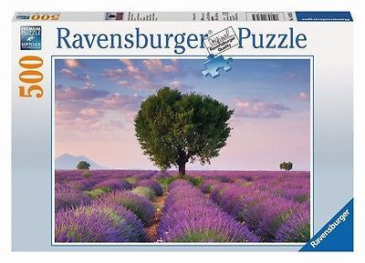 Valensole France 500Pce Puzzle
