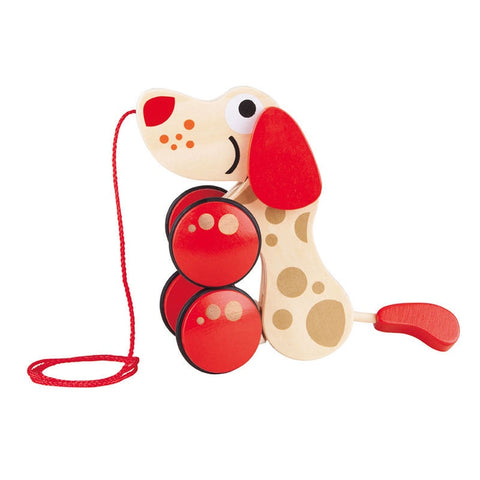 Hape Walk-a-Long Puppy 30th Anniversary