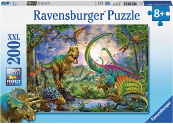 Rburg - Realm of the Giants 200pc Puzzle