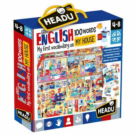 Headu - Easy English 100 Words My House