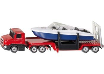 Siku - Low Loader Boat 1613