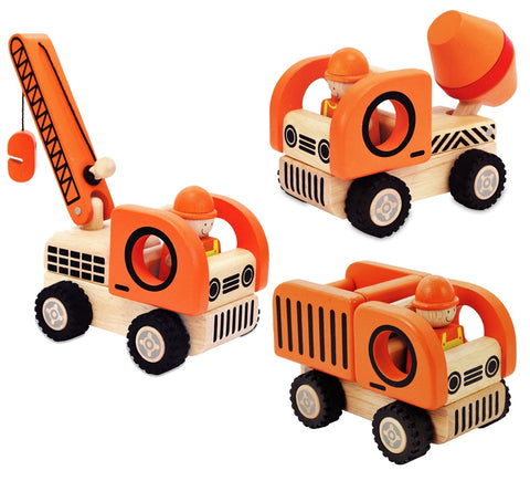I'm Toy - Construction Vehicles