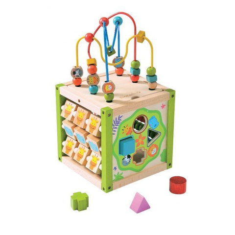 My First Multi-Play Activity Cube