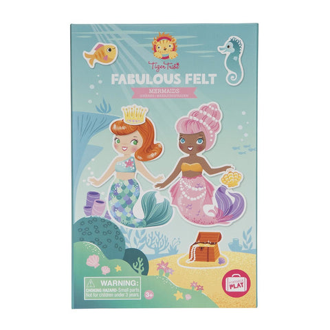 Tiger Tribe - Fabulous Felt - Mermaids