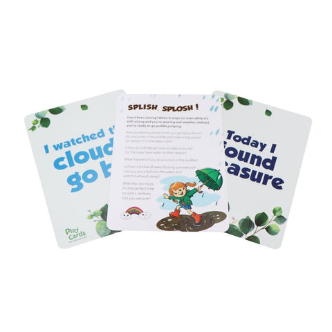 Nature Play Cards