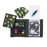 Tiger Tribe - Colouring Set Neon - Outer Space