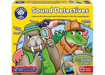 Orchard Toys - Sound Detectives Game
