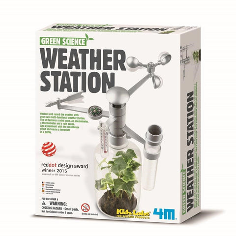 4M - WEATHER STATION