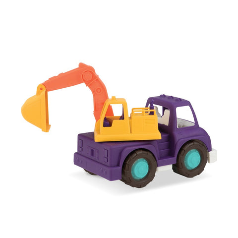 EXCAVATOR TRUCK BY WONDER WHEELS
