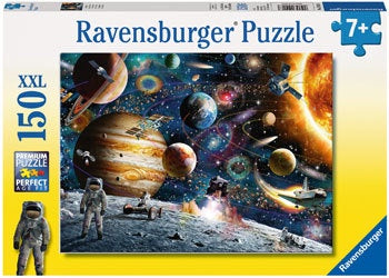 Rburg Outer Space puzzle 150pc