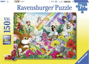 Ravensburger 150pc Beautiful Fairy Forest Puzzle