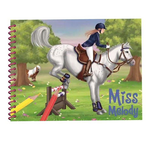 Miss Melody – Dress Up Your Horse