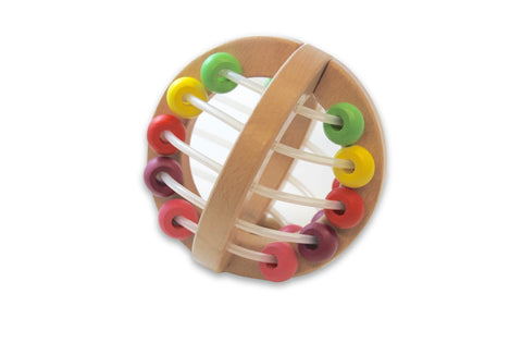 Discoveroo - Wooden Play Ball: Beads