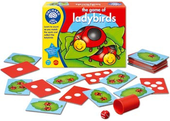 Orchard Toys - Ladybird Game