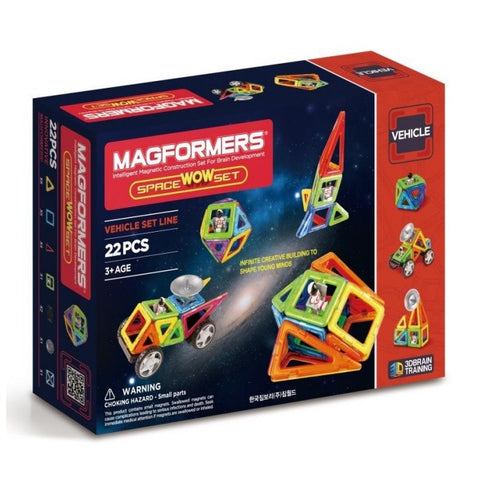 Magformers - Space WOW Set 22P