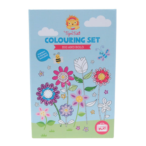 Colouring Set - Big & Bold