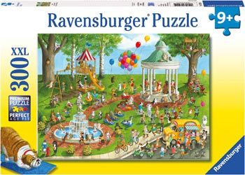Ravensburger - Dog Park Puzzle 300pc