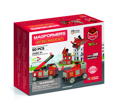 Magformers - Amazing Rescue Set