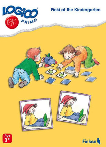 Kindergarten, LOGICO Primo Learning Cards