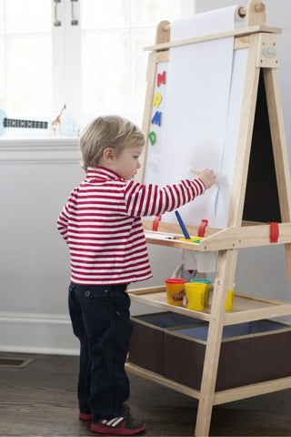 Little Partners: Deluxe Two Sided Easel