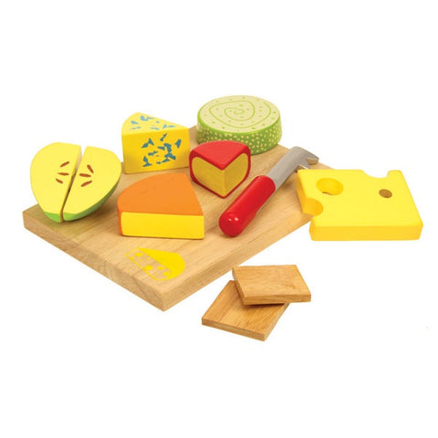 BigJigs Toys - Cheese Board Set