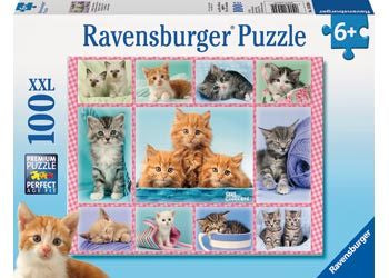 Cute Kittens Puzzle