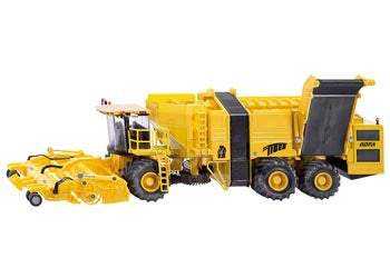 Siku – Sugarbeet Harvester – 1:87 Scale