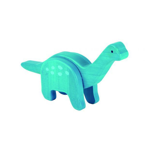 EverEarth - Bamboo Dino Brach - Blue