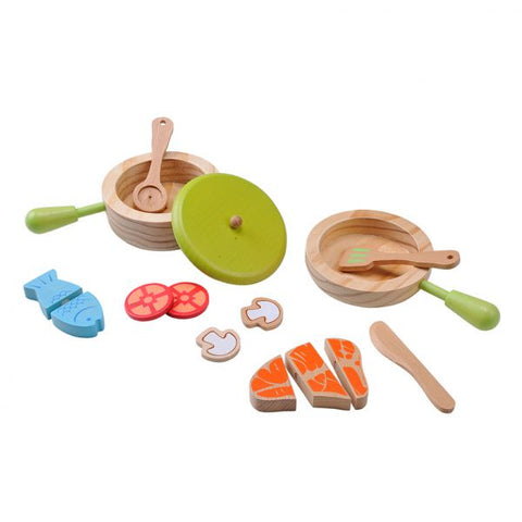 EverEarth - Pots & Pan Cooking Set
