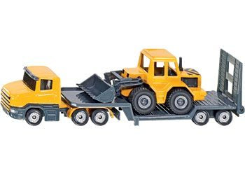 Siku - Low Loader with Front Loader