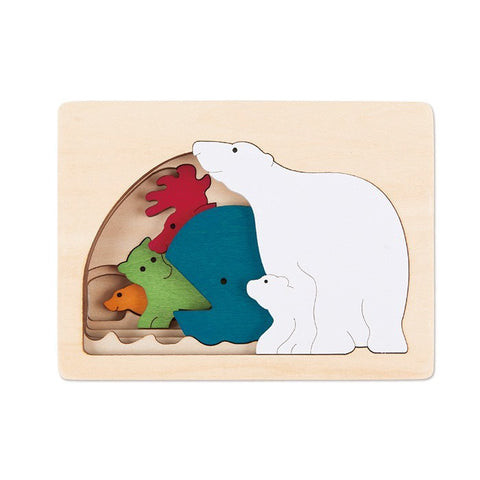George Luck Polar Puzzle