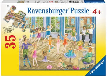 Ravensburger - Ballet Lesson 35pc Puzzle