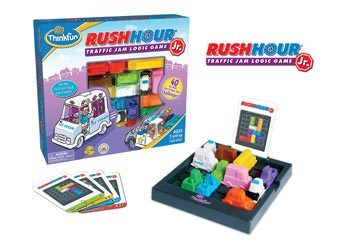 Think Fun-Rush Hour Jr Game