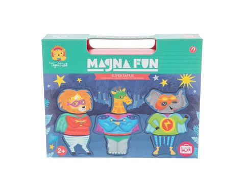 Tiger Tribe Magna Fun - Super Safari