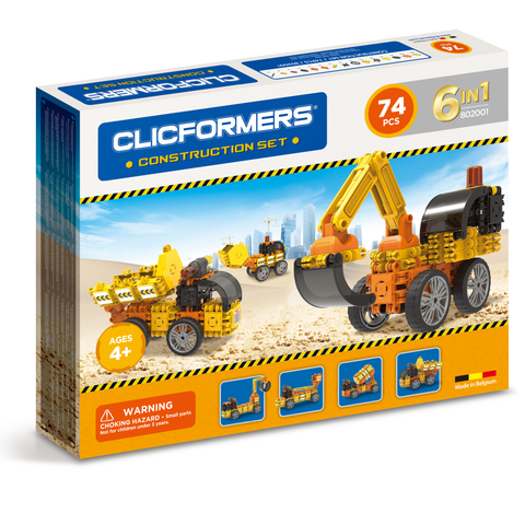Magformers Clicformers Construction Set