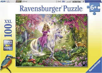 Ravensburger - Magic Ride Puzzle 100 pieces