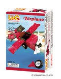 HAMACRON CONSTRUCTOR MINI AIRPLANE - 1 MODEL, 44 PIECES