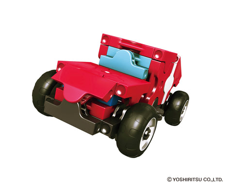 HAMACRON CONSTRUCTOR MINI OFF-ROADER - 1 MODEL, 38 PIECES