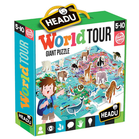 Headu - World Tour