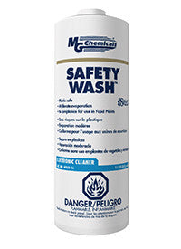 SAFETY WASH  CLEANER / DEGREASER