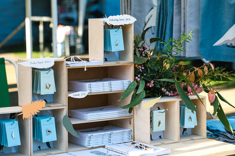Market stall Love From Shop Australian gifts