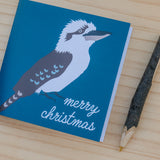 Christmas Card Set - Feathered Friends 10 Pack