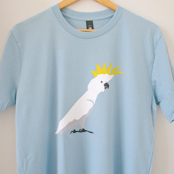 T-shirt - Womens Cockatoo