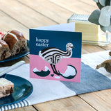 Easter Card - Emu Chick