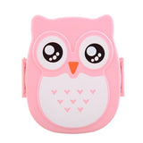 Owl Bento Lunch Box