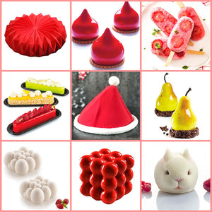Silicone Cake Mold Decorating Tools